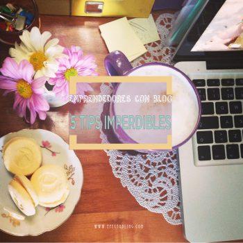 Sos emprendedor: el blog y las redes sociales son tu fuente de comunidad