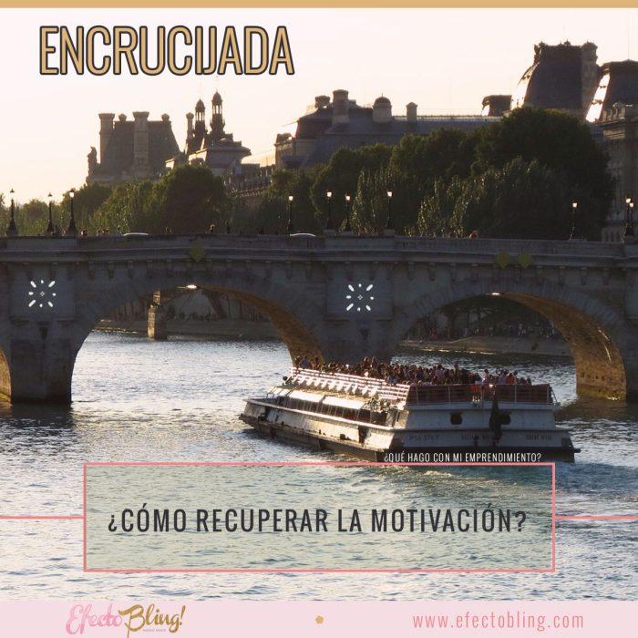 Encrucijada: se evaporó mi motivación [II]