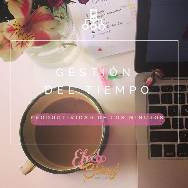 ¿Quieres ser más productiva?